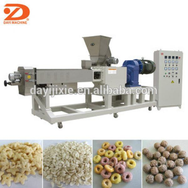 Baby Breakfast Cereal Processing Machinery