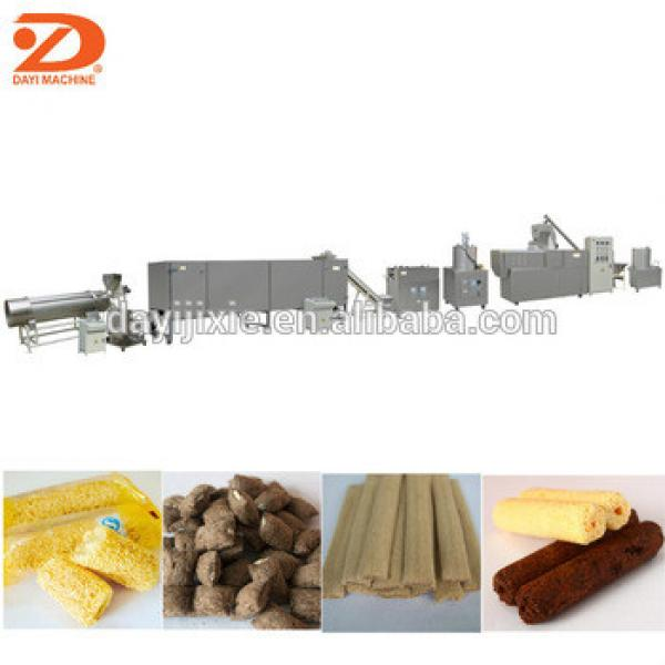 chocolate filled core filling puff snacks food machine