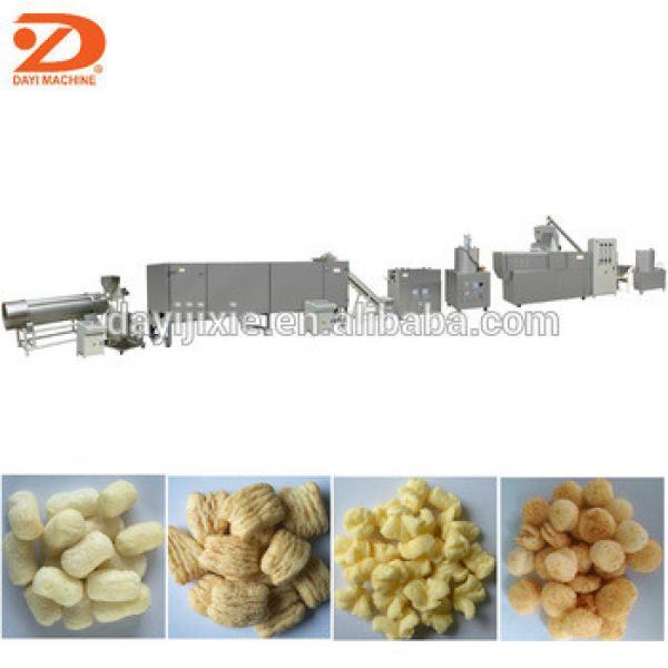 DAYI puff snack extruding machinery