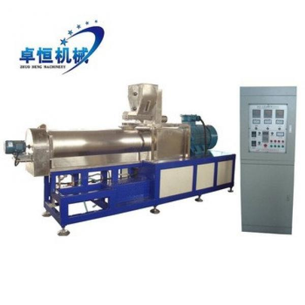 automatic corn flakes production line/breakfast cereal corn flakes processing equipment