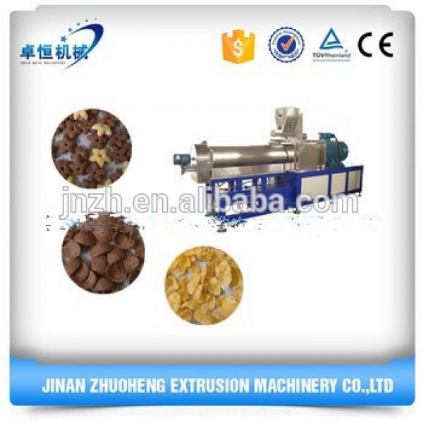 breakfast cereal machine production processing line
