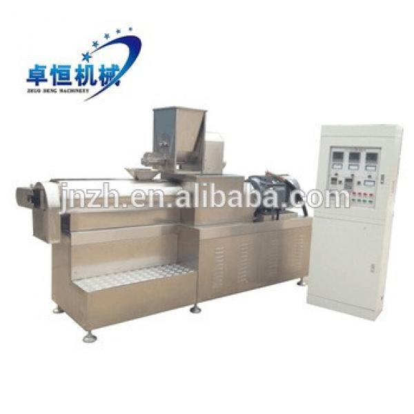 Automatic Corn flakes Breakfast cereals machine/Extruder/Processing Line