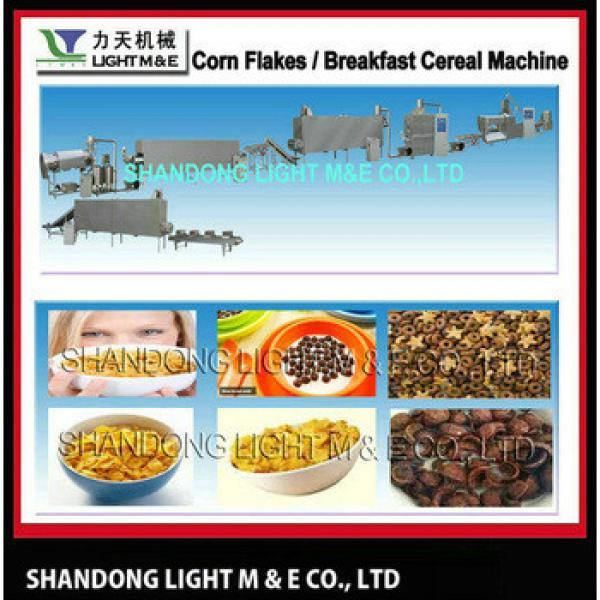 Cornflakes machine manufactures