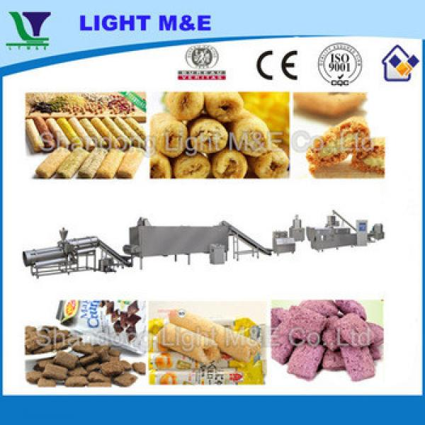 Fully Automatic China Jam Core Filling Snack Food Making Machine