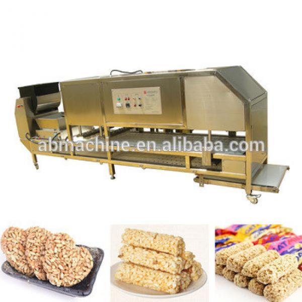 granola bar machine rice biscuit making machine cereal bar machine