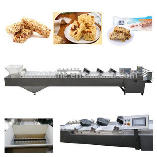 granola bar making machine cereal bar maker puffed rice cake machine
