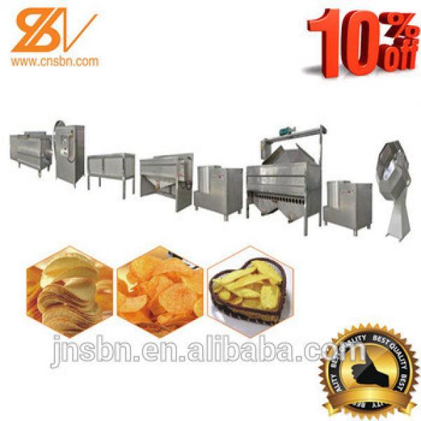 potato chips machine/production line/making equipment