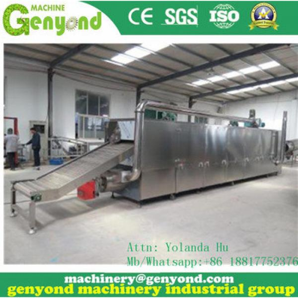 2017 New design Automatic frozen potato chips making machine with low price