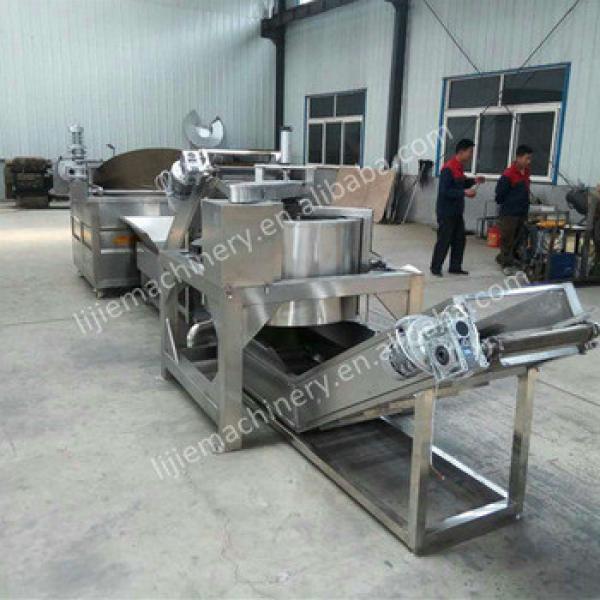 high quality semi automatic potato chips making machine price/semi-automatic potato chips production line