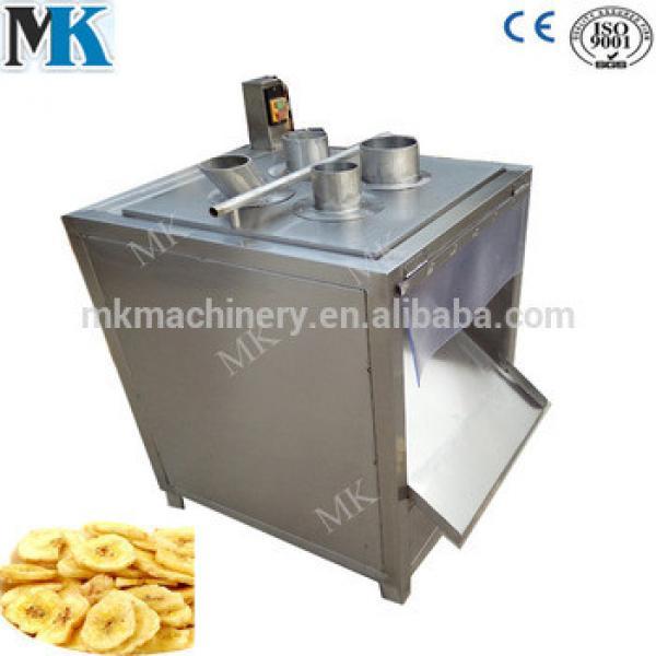 Industrial potato chips maker / banana slicer machine banana chips making machine