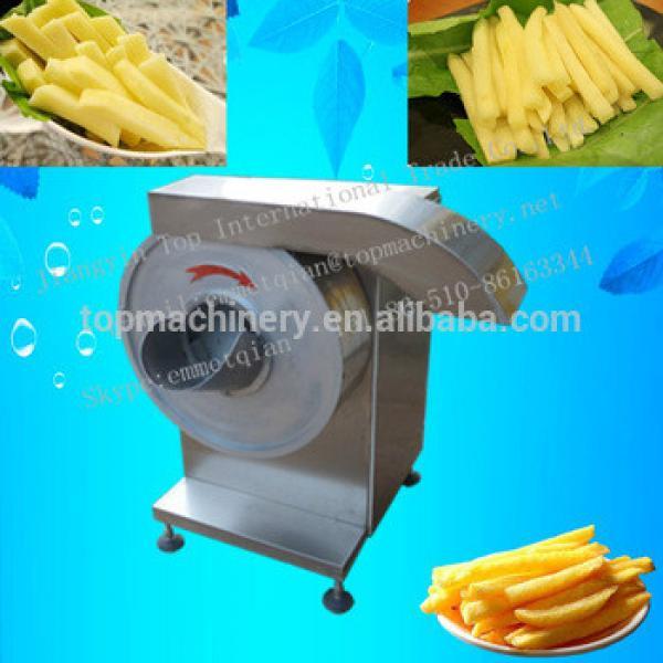 potato strips machine / potato chips making machine