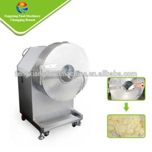 China Made Automatic Electric Potato Chips Cutting Potato Chips Making Machine