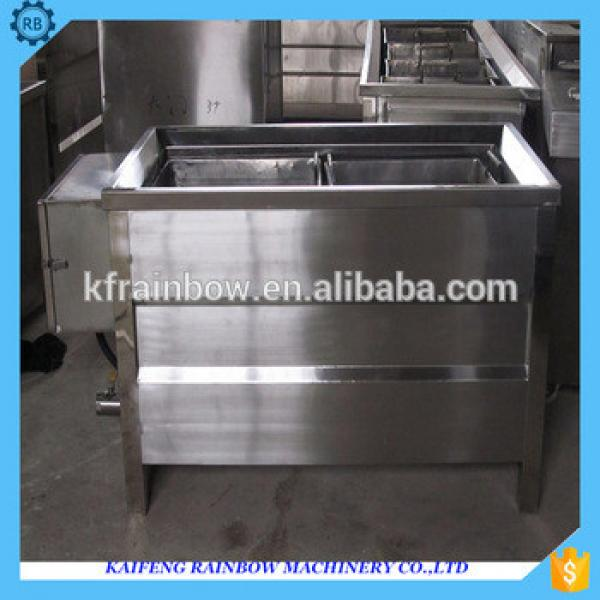 New Design Industrial Potato Crisp Maker Machine semi-automatic potato chips making machine from China manufacturer