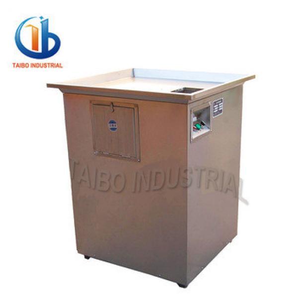 QS400-B taro chips cutting machine,potato chips cutter,taro strip making machine