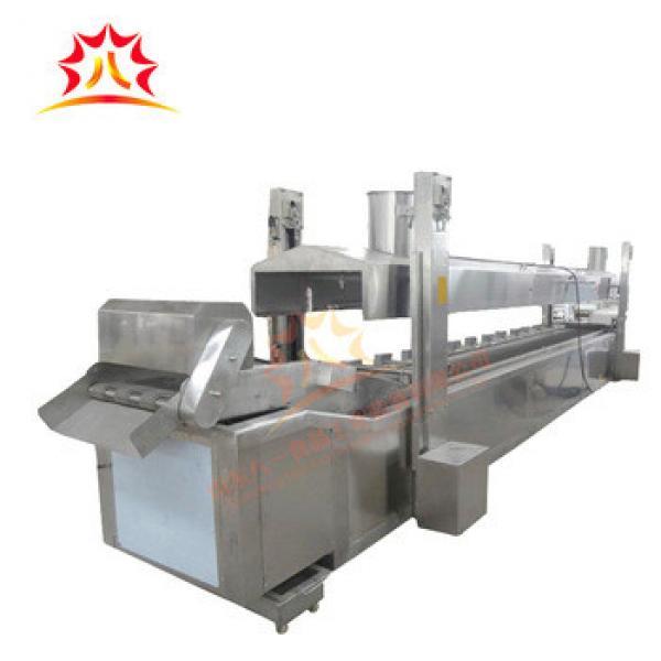 Fully Automatic Potato Chips processing line Potato Chips Making machine
