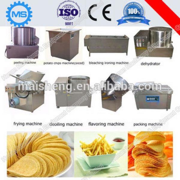 Semi-automatic potato chips making machine price