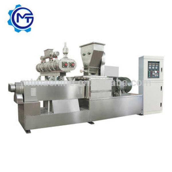 High automatic breakfast cereal grain flaking machine