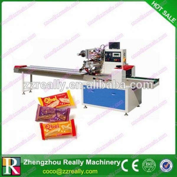 Multi -function ice cream bar packaging machine