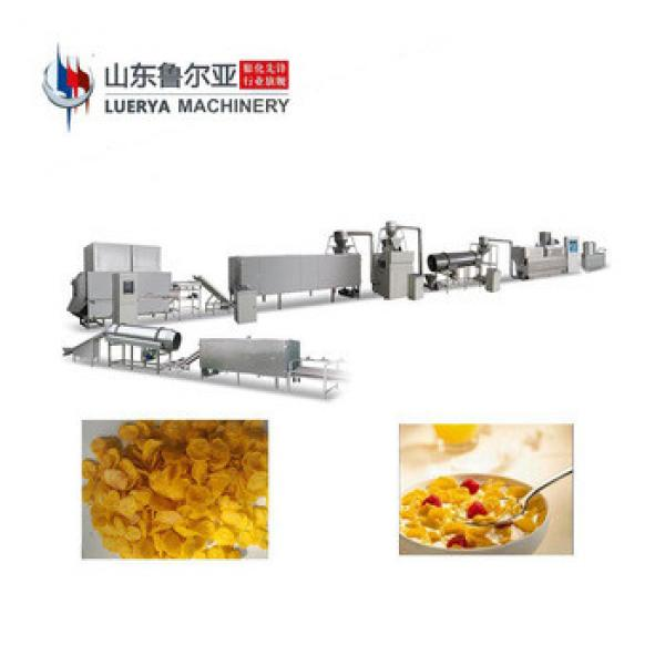 Good Price breakfast cereals machine/processing line machine processing food