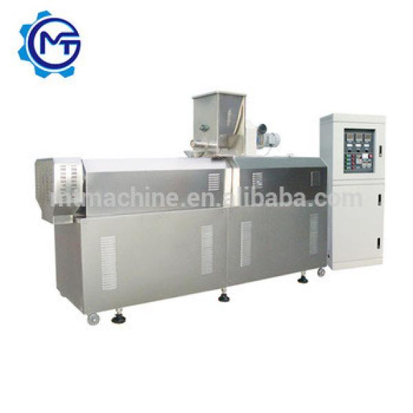 High automatic corn flake processing line breakfast cereal machine