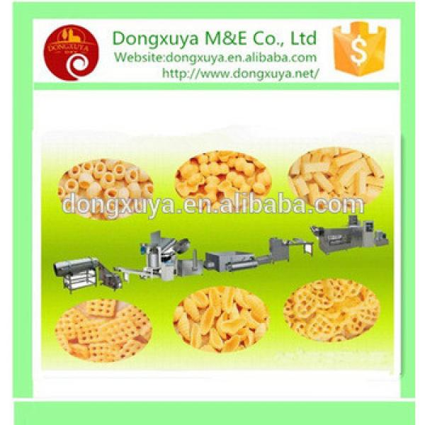 Automatic corn flakes breakfast cereal making machine/processing line