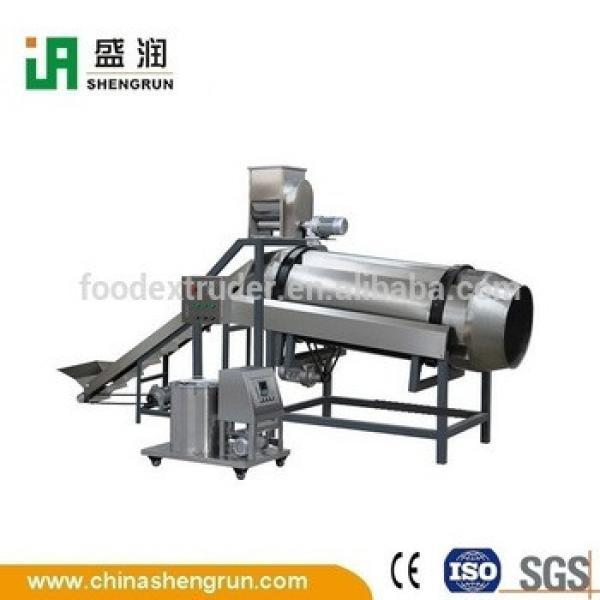 Puffed Snack Relishing Machinery