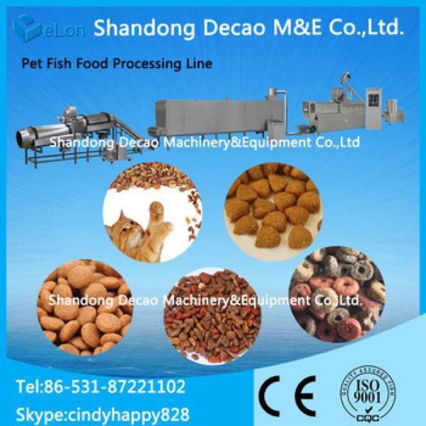 Pet Chew Food Production Line