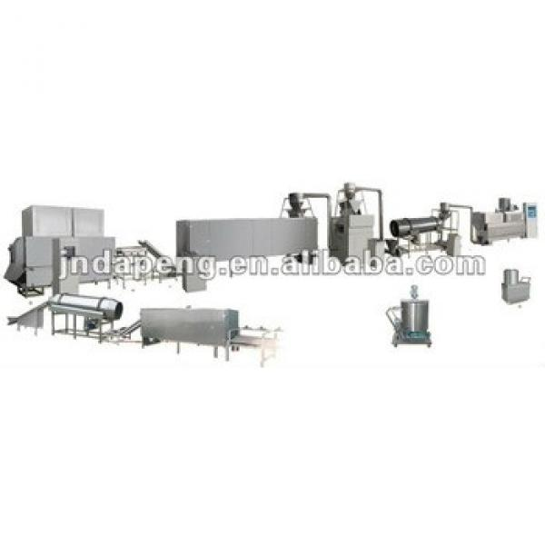 choco chips processing line/breakfast cereals food machines