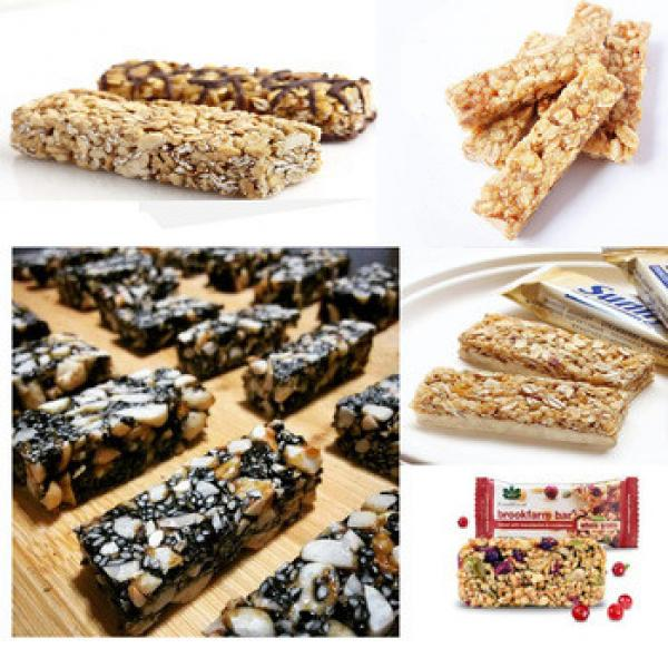 breakfast cereal nut bar machine energy bar making machine