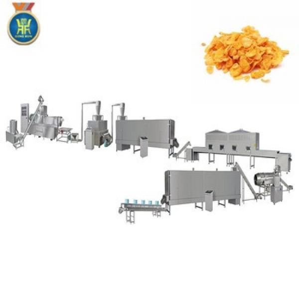 breakfast cereals equipment oat flakes extrusion machine