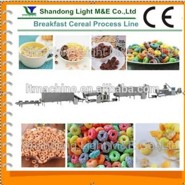High Quality Automatic Breakfast Cereals Production Equipment