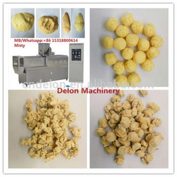 Factory price of instant cereal equipment