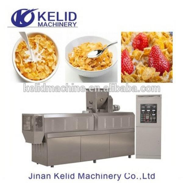 automatic breakfast cereals production line