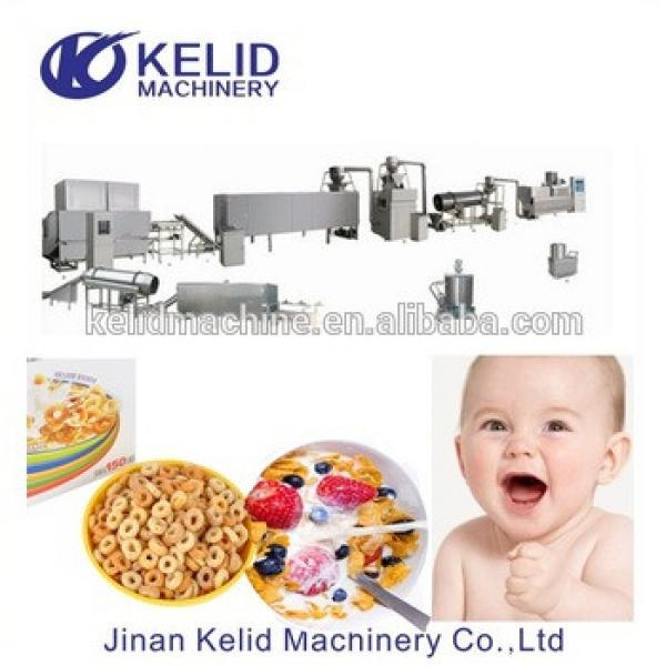 hot selling automatic breakfast cereal manufacturers