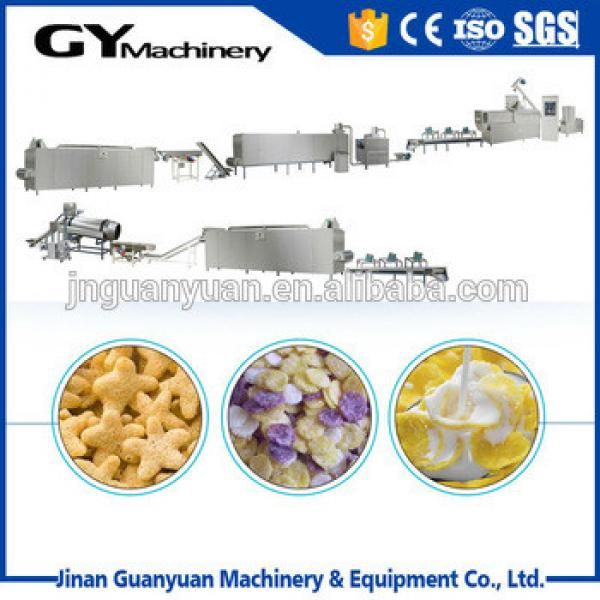Corn Flake Machines/Breakfast Corn Flake Maker/Corn Flake Production Line
