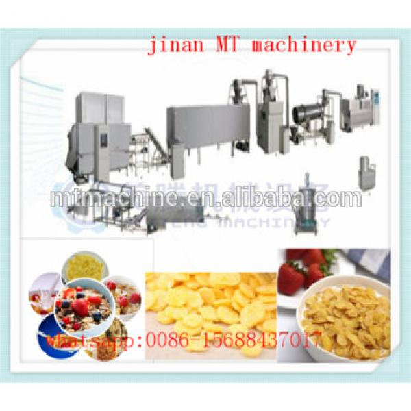 2014 on sale breakfast cereals corn flakes drying machine