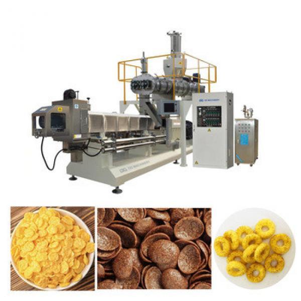 2017 DG Automatic Chocolated sweet flavored corn flakes making machine