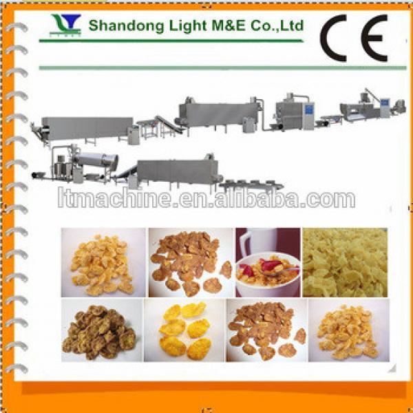 Corn Flakes\Breakfast Cereals Equipment Process Line