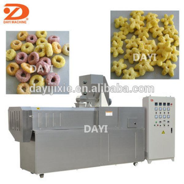 Hot popular selling Breakfast Cereals Production Machine