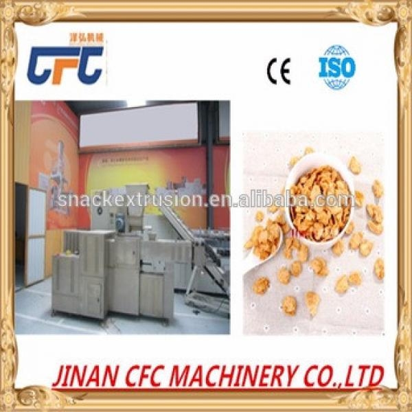 Fully Automatic China Wholesale Breakfast Production Machine/breakfast Cereal Bar line
