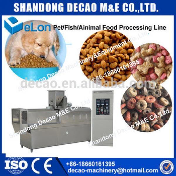 hot sale & high quality Dog Food Extruder