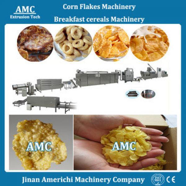 Small capacity Corn Flakes Extruded machine