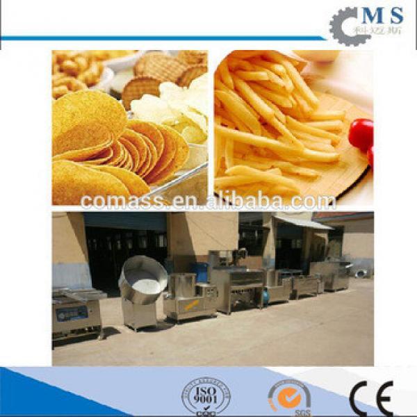 China cheap frozen french potato chips slicer machine