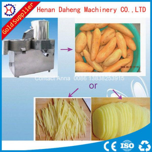 industrial automatic sweet potato chips making machine