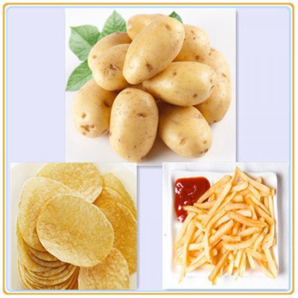 Stainless steel potato crisp making machine,potato crisp making line