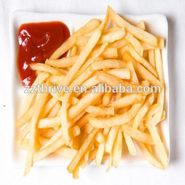 High efficient fried potato crisp production line,potato crisp making machine