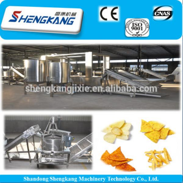 Biscuit Application and New Condition potato chips making machine