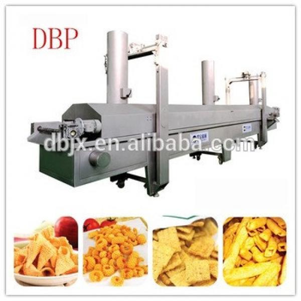 food equipment potato chips making machine