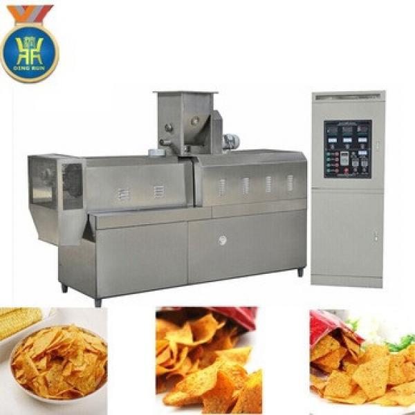 Potato Pellet Chips Extruder / Nacho making machine