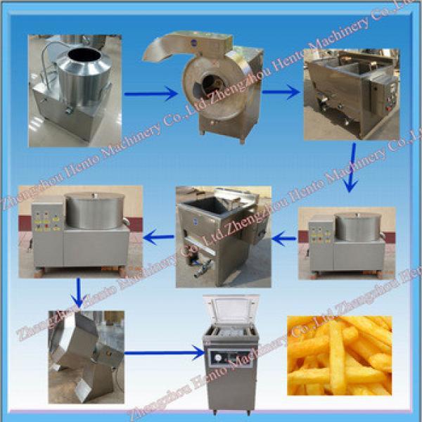 Potato Crisp Making Machine for Sell